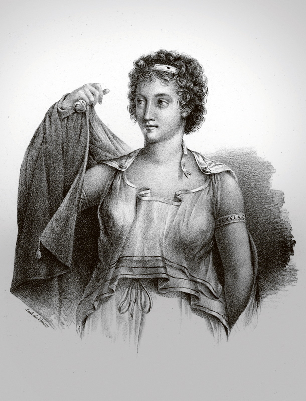Historische Talente Agnodike