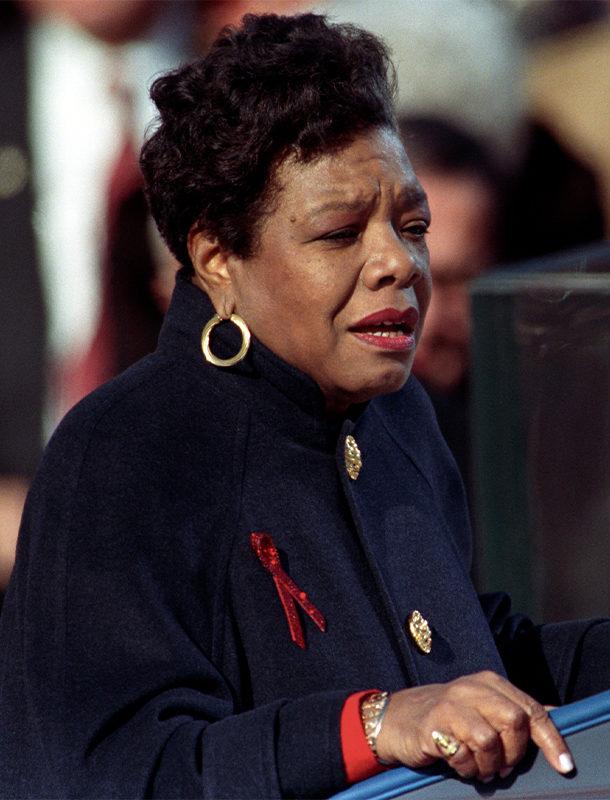 Talent Zitate Maya Angelou