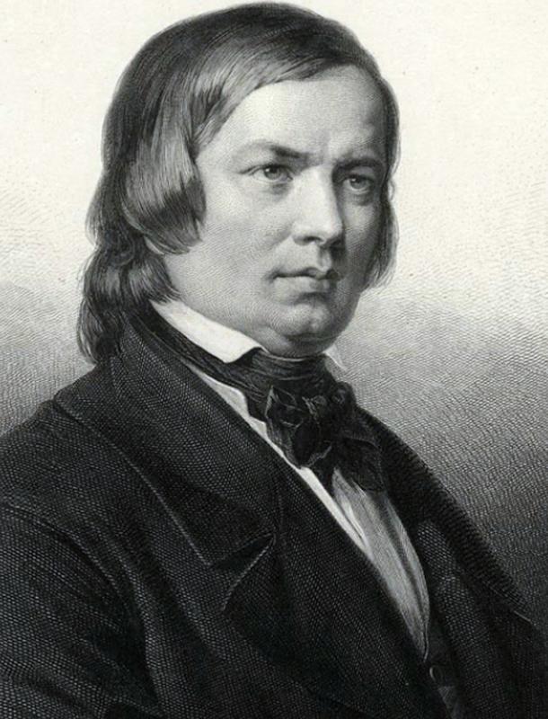 Talent Zitate Robert Schumann